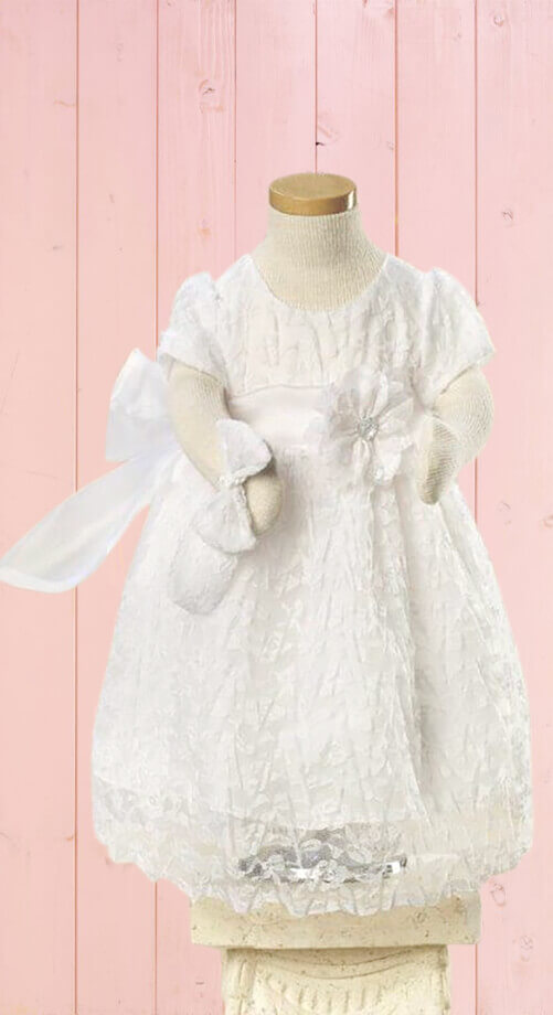WE - Baby Outfit - Cotton Candy<BR>ベビー用ドレス 「コットンキャンディー」