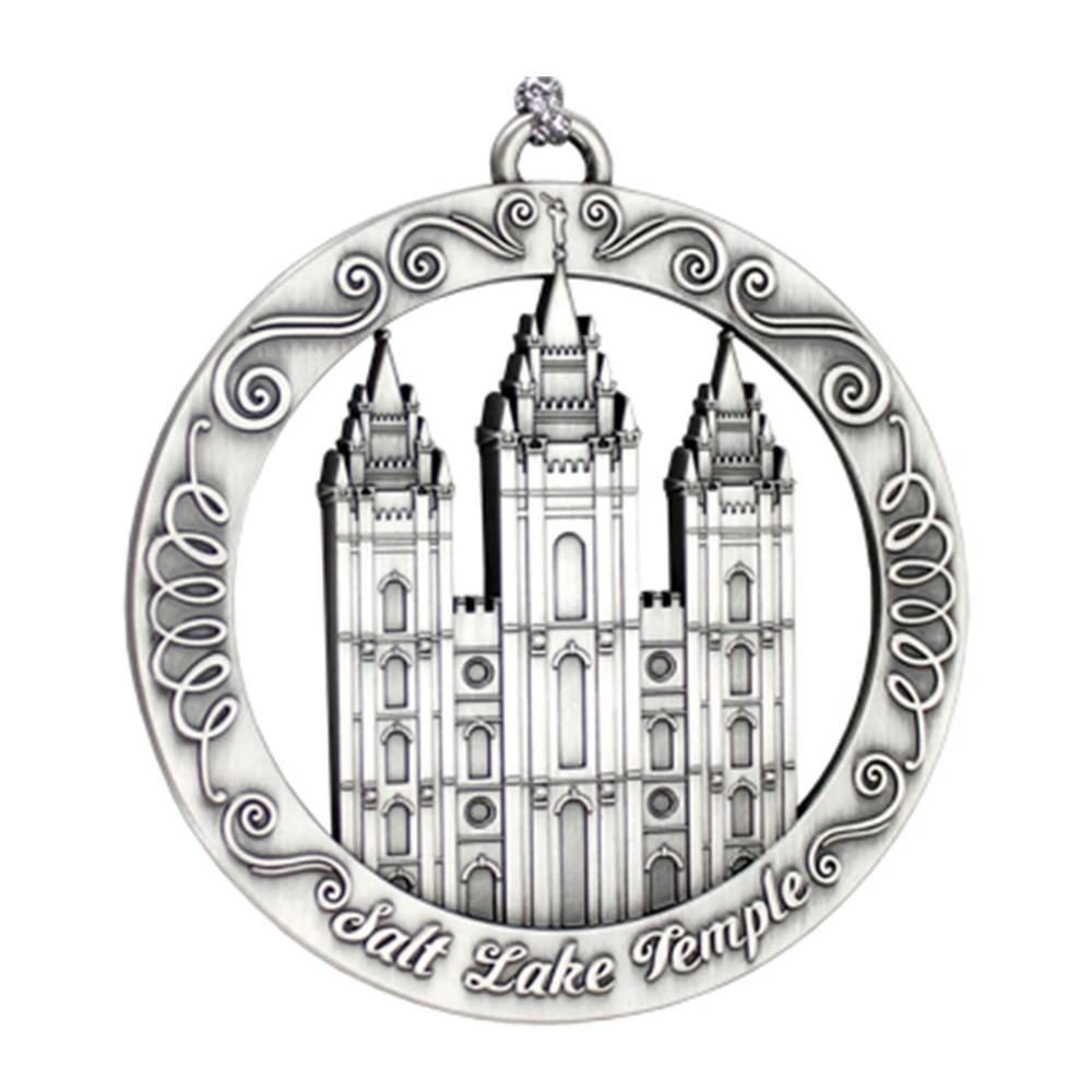 RM - Ornament - Salt Lake Temple<BR/>「ソルトレーク神殿」オーナメント