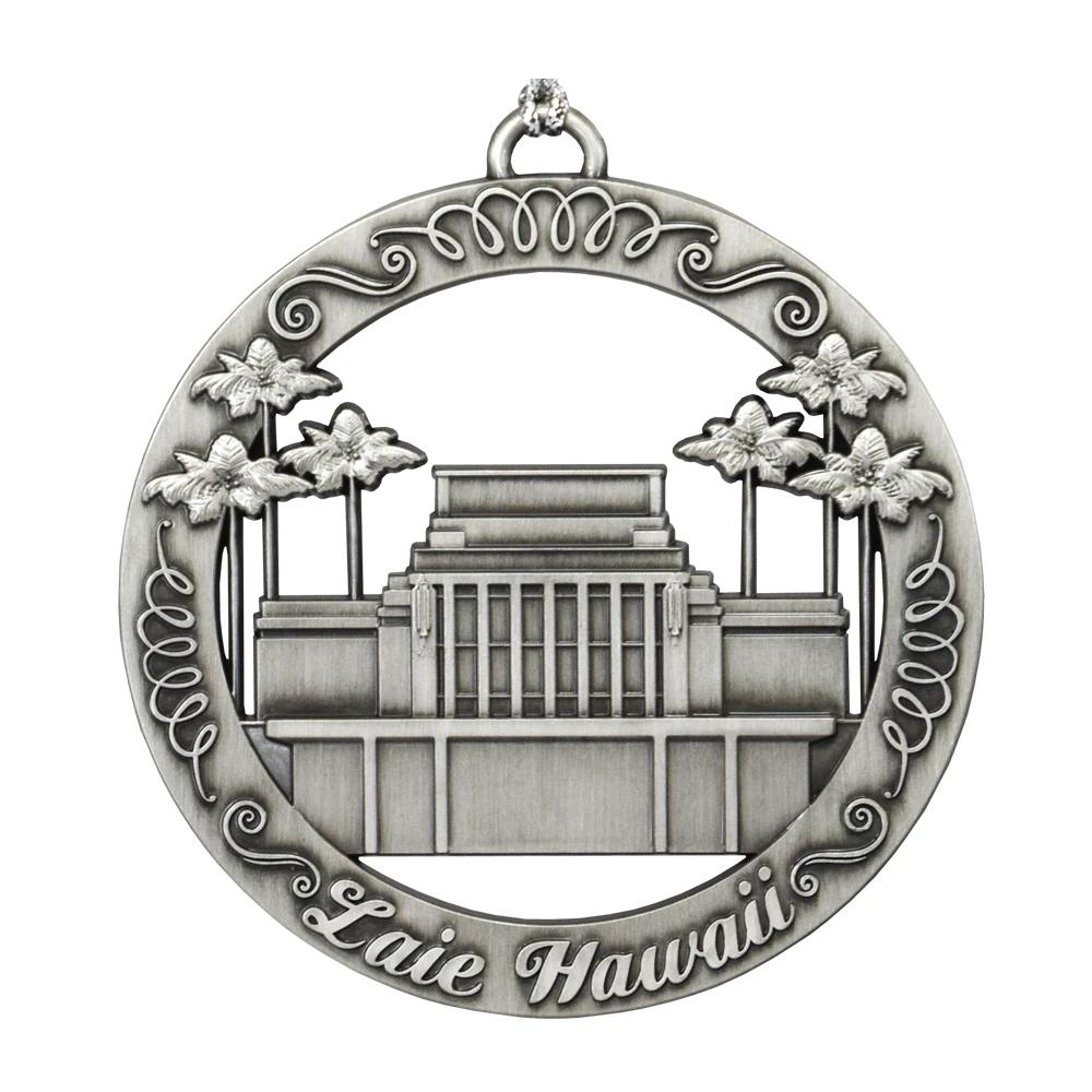 RM - Ornament - Laie Hawaii<BR/>「ハワイ州 ライエ神殿」オーナメント