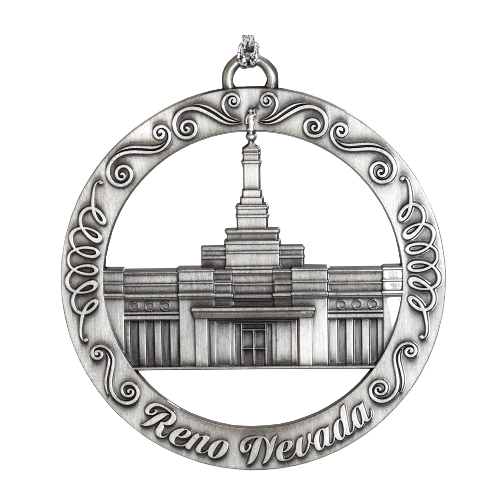 RM - Ornament - Reno Nevada<BR/>「ネバダ州 リノ神殿」オーナメント