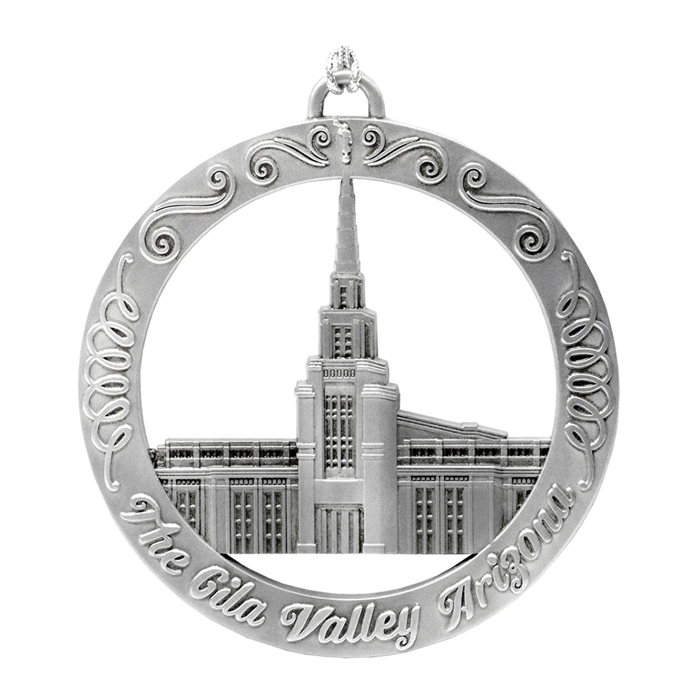 RM - Ornament - The Gila Valley Arizona<BR/>「アリゾナ州 ヒラバレー神殿」オーナメント