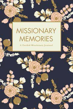 CC - Missionary Journal - Missionary Memories: A Guided Missionary Journal - Sister(姉妹用) 【日本在庫5点】