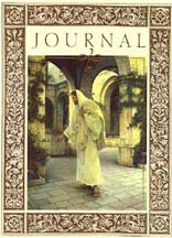 CC - Journal - Journal In His Constant Care Small by Greg Olsen 日記帳(小)