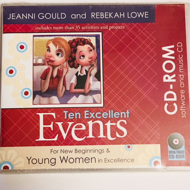 CC - CD-R&Music CD - Ten Excellent Events for New Beginnings & Young Women in Excellence - CD-R&Music CD 【在庫限りあと1点】