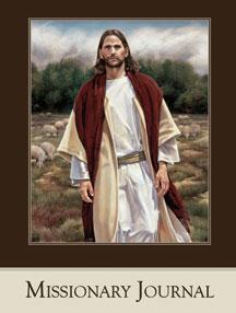 CC - Journal - Missionary Journal Seeking The One  日記帳