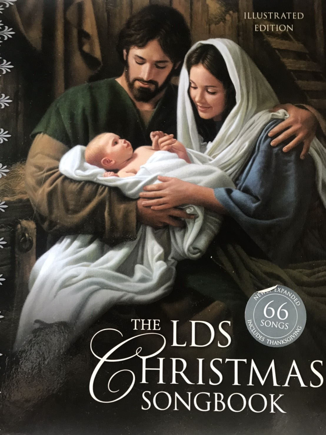 CC - Song Book - The LDS Christmas Songbook <BR>末日聖徒のクリスマスソング - 楽譜【日本在庫限り】