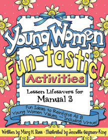 CC - Paperback - Young Women Funtastic Activities Vol 3 【在庫限り】