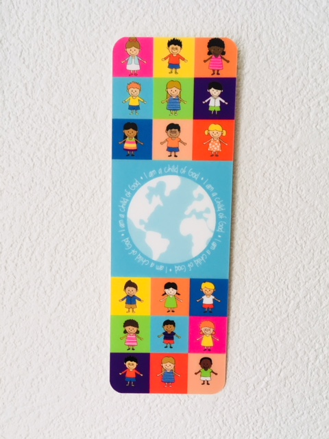 CF - Bookmark - I am a Child of God Bookmark <BR>しおり - かみのこです(世界のこどもたち)【日本在庫限り】