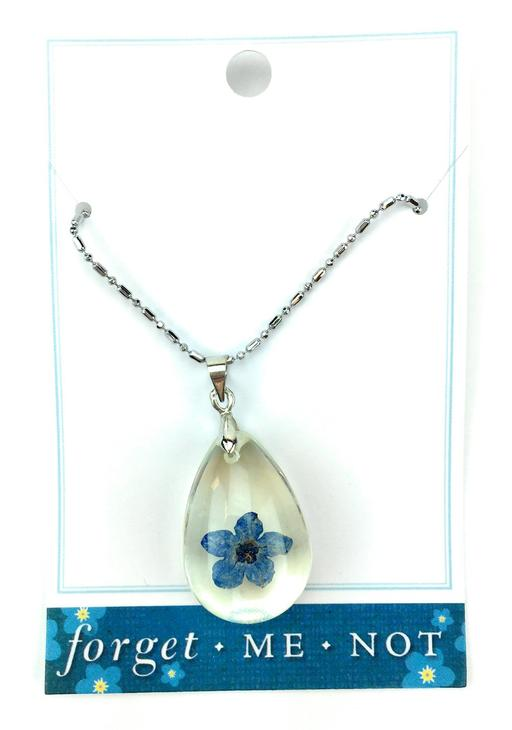 CF - Necklace - Forget Me Not Store Necklace
