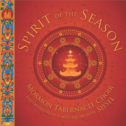 DB - CD - Spirit of the Season by Mormon Tabernacle Choir, Sissel 【在庫限りあと1点】