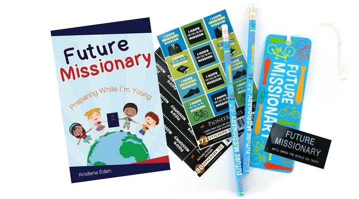 CF - Gift Pack - Future Missionary - Gift Pack<BR>未来の宣教師ギフトセット