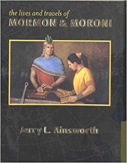 GP - Hardcover - The Lives and Travels of Mormon & Moroni 【在庫限りあと1点】
