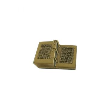 JB - Pins - Gold Plates pin<BR>ピンバッヂ 金版
