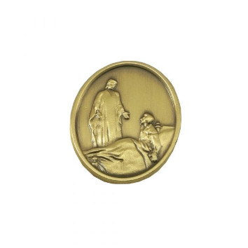 JB - Pins - Moroni's First Visit Pin (Gold)<BR>モロナイの最初の訪れ ピンバッヂ(ゴールド)