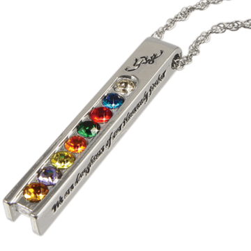 RM - Necklace - Young Women Journey Necklace<BR>若い女性ジャーニーネックレス