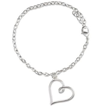 RM - Bracelet - Heart Bracelet<BR>ハートブレスレット