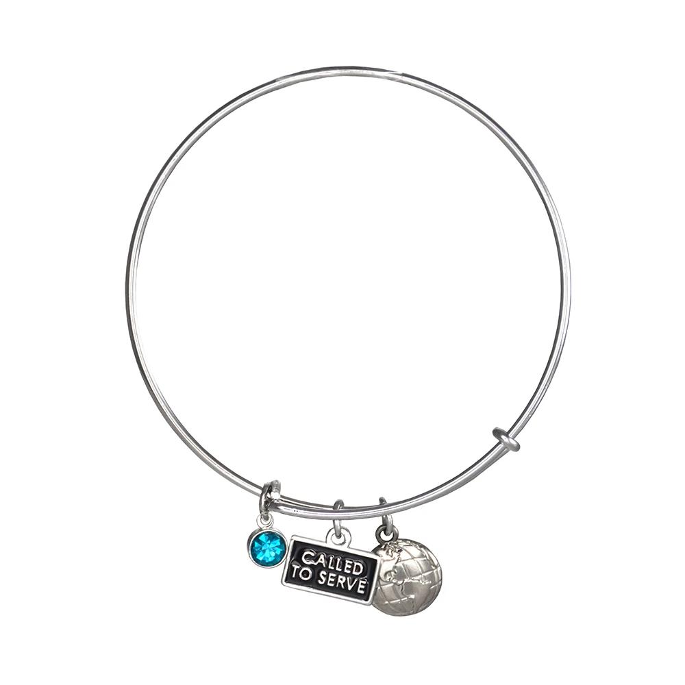 RM - Bracelet - Missionary Bangle Bracelet<BR/>宣教師・伝道バングルブレスレット