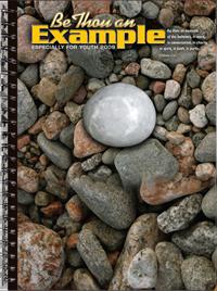 RL - Song Book - EFY 2009: Be Thou an Example <BR>2009年EFYテーマソング - 楽譜【日本在庫2点】