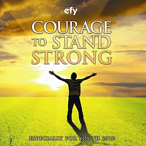 RL - CD - EFY 2010:Especially for Youth (Courage to Stand Strong)<br>2010年版EFYテーマCD: 【在庫1点限り】