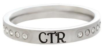 (サイズ限定US 4.5)RM - CTR Ring - CTR Twinkle Ring Stainless Steel<BR>CTRリング トゥインクル 【日本在庫商品】