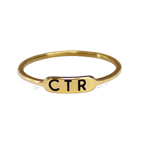 RM - CTR Ring - CTR Bracket Gold ブラケット ゴールド