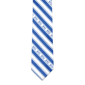 RM - Youth Tie - BYU Youth Tie <BR>BYU(ブリガム・ヤング大学)公式ネクタイ (ユースサイズ)
