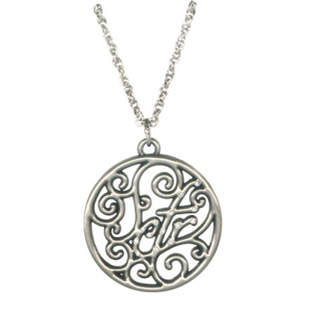 RM - CTR Scroll  Necklace<BR> CTR スクロールネックレス ★【日本在庫7点】