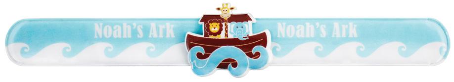 RM - Bracelet - Noah's Ark Slap Bracelet ノアの箱舟 スラップブレスレット