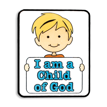 RM - Pin - CHILD OF GOD BOY <BR>ピン 神の子です (男の子)