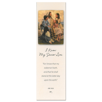 RM - Bookmark - Perfect Love  by Del Parson