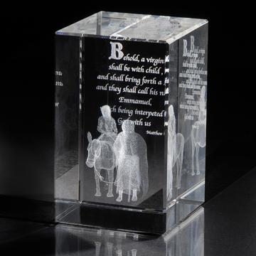 RM - Cube - Journey to Bethlehem <BR>置物(ディスプレイ) - キューブ 「ベツレヘムへの旅」