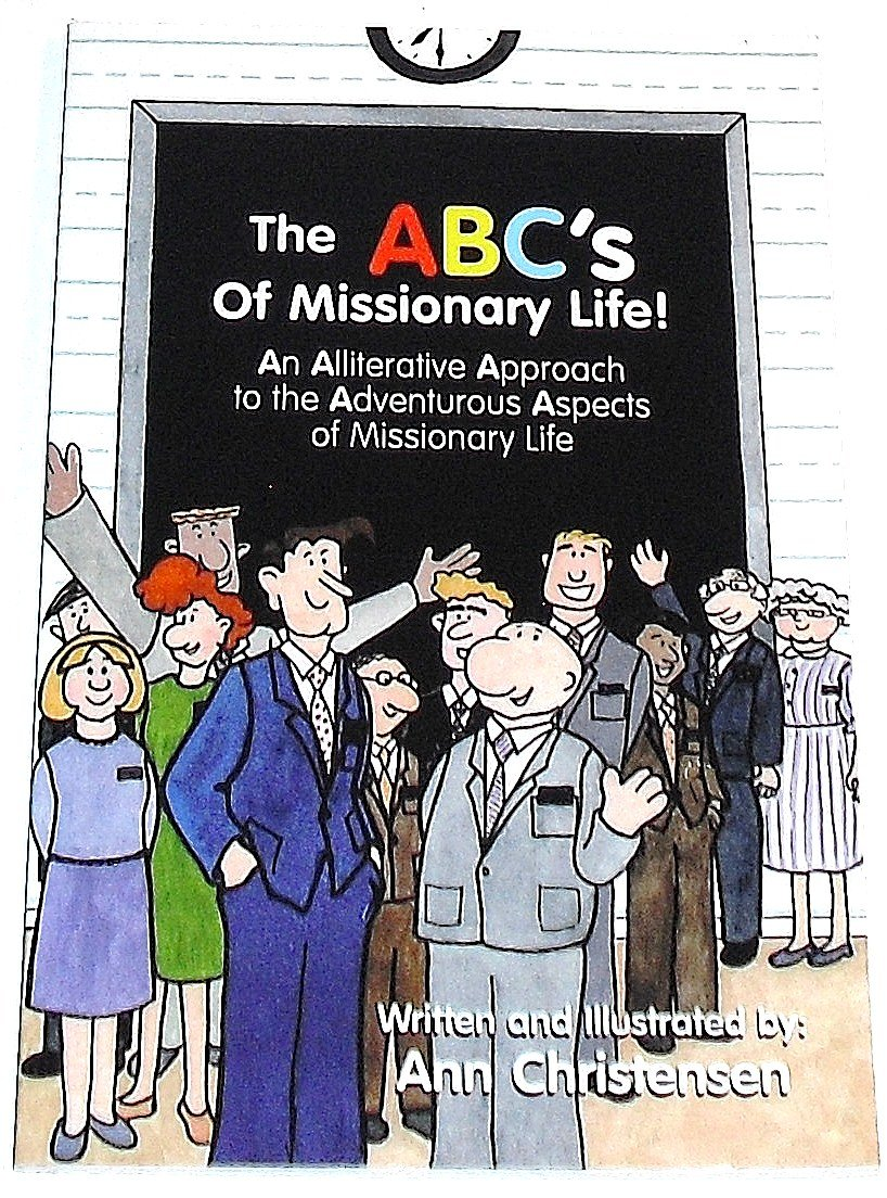 SZ - Paperback - The ABC's of Missionary Life by Ann Christensen 【在庫限りあと5点】