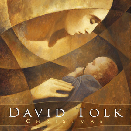 SZ - CD - David Tolk - David Tolk Christmas  【在庫限りあと1点】