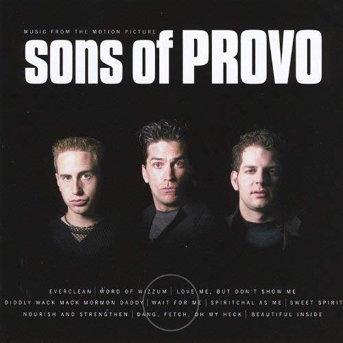 SZ - CD - Sons of Provo 【在庫限り】