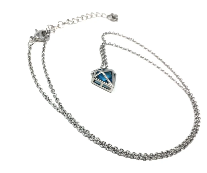 CF - Necklace - Infinite Worth - Necklace - Diamond<BR>「無限の価値」ダイアモンド型 ネックレス
