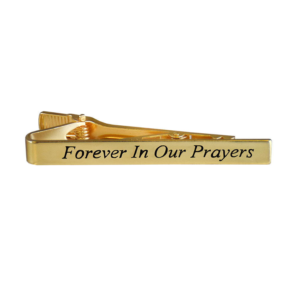 RM -  Tie Bar - Forever in our Prayers Tie Bar <BR>タイバー/永遠に祈っているよ