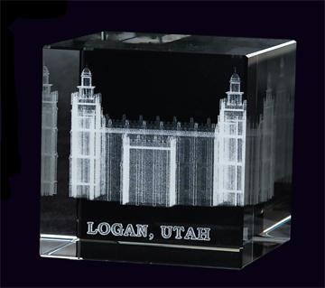 RM - Temple Crystal Cube - Logan Temple   <BR/>「ローガン神殿」クリスタルキューブ