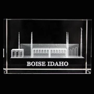 RM - Temple Crystal Cube - Boise Idaho   <BR/>「アイダホ州 ボイシ神殿」クリスタルキューブ