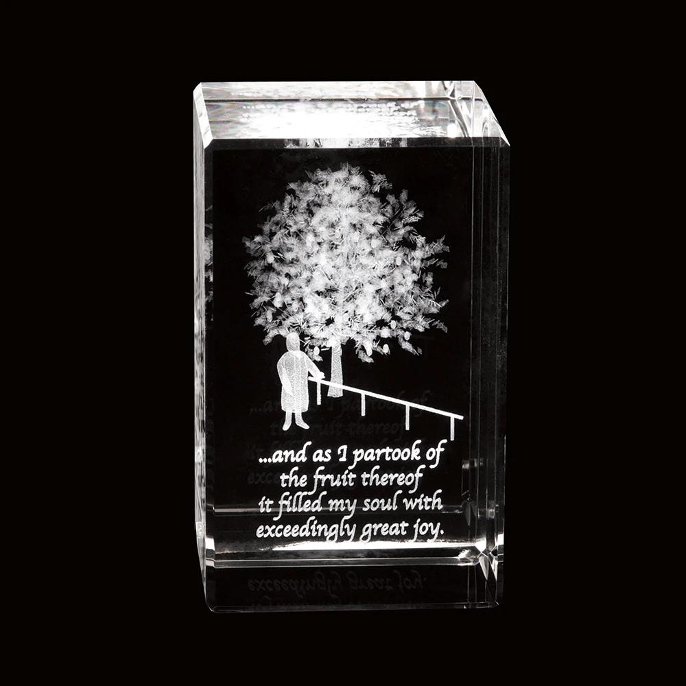 RM - Crystal Cube - Lehi's Dream Crystal Cube  <BR/>「リーハイの夢」クリスタルキューブ