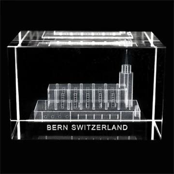 RM - Temple Crystal Cube - Bern Switzerland  <BR/>「スイス ベルン神殿」クリスタルキューブ