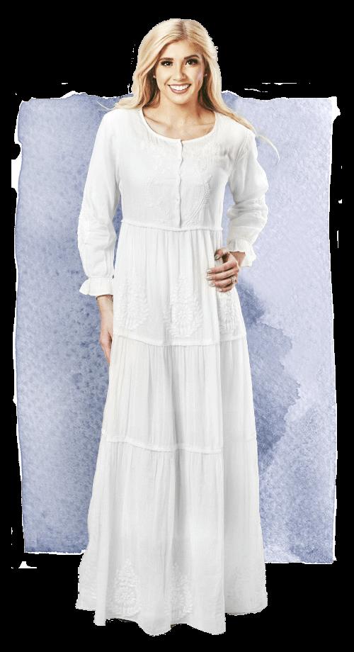 WE - Temple Dress - Madrid  <BR>神殿ドレス 「マドリード」