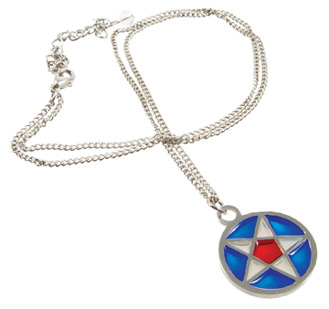 RM - Necklace - Nauvoo Star Window Necklace<BR>ノーブースターウィンドウネックレス