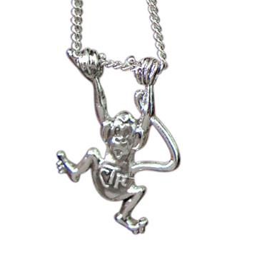 RM - Necklace - CTR Monkey Slide Necklace<BR>CTRモンキースライドネックレス
