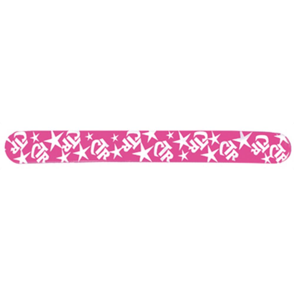 RM - Bracelet - Pink CTR Slap Bracelet<BR>CTRブレスレット(ピンク)