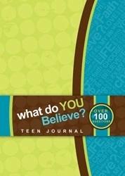 CF - Journal - What Do You Believe? - Journal - Teen ユース向け日記帳【日本在庫限りセール】